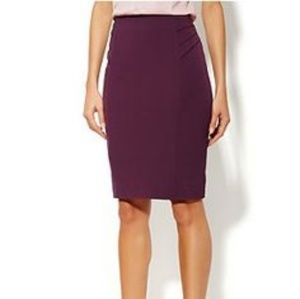 NWT New York And Company Stretch Pencil Skirt